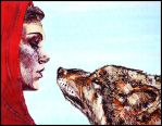 Red Riding Hood by GregoryStephenson