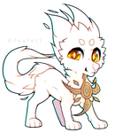 Laghrian Chibi by foxlett