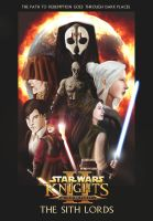 KOTOR II: The Sith Lords (my take) by Entropist2009