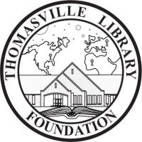 Thomasville Library Logo by Wolf-Daughter