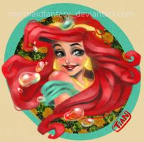 Ariel :) by mermaidfantasy