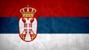 Flag of Serbia New Grunge by SyNDiKaTa-NP