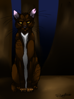 TigerClaw Doodle by Flimingow