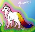 My New Character Bambi by Deadwolfhowling