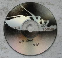 CD -- Papa Roach - Infest by InterSect