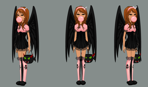 Halloween Event 2012 Outfits by jovanal