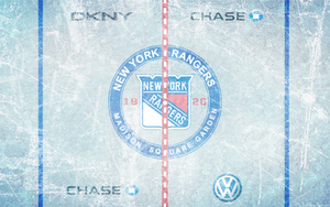 Madison Square Garden Ice Wallpaper by DevinFlack