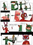 Arrow meets the Flash (zootopia) by spaceMAXmarine