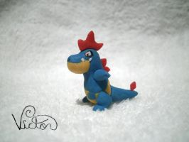 159 Croconaw by VictorCustomizer