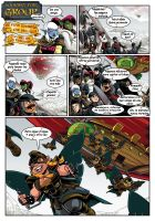Looking For Group Libro 24 Pagina 11 Spanish by TheDrailusX