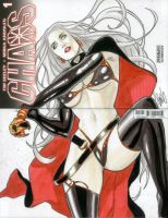 Blanks: Lady Death by redgvicente