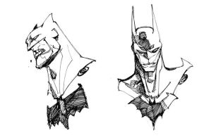 BATMEN by EricCanete
