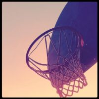 Basketball Hoop by Grumbles106