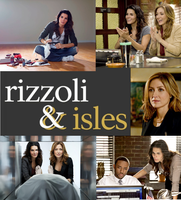 Rizzoli and Isles by Dances-With-Leopards