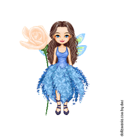 Alice the wonderland fairy by RomanoLoves-Italy3