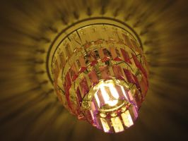 Pink Light/Chandelier by Axel-is-Sexy-K7