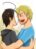 PewdieCry_Something Like A Kiss by aulauly7