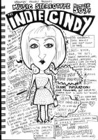 INDIE CINDY by hadoukentheband
