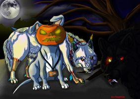 Hallowen 2013 by Themystichusky
