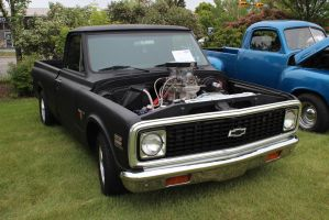 454 Shortbox (Revisited) by KyleAndTheClassics