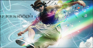 Freestyle signature by roltirirang