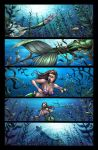 The Little Mermaid Issue #3 by jadecks