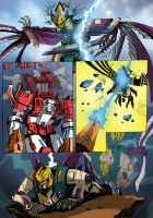 TF,SOD, hunt for terror cons page 2 by multi-comics