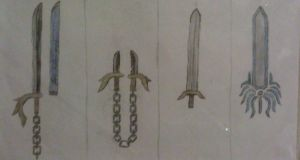 ArchAngel Sword and Forms by A5L