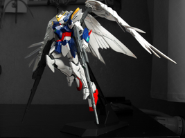 Wing Zero Custom by Vejit