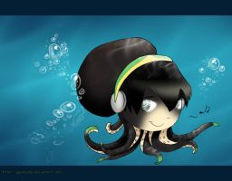 Octopus Toph by Gajebump