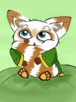 Kung Fu Panda: Baby Shifu by Nilusanimationworld