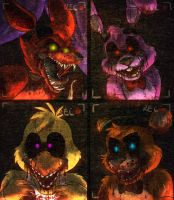 Five nights at Freddys by atachi00