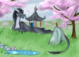 Calm day by ShadowDragon105