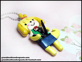 Isabelle Necklace by GrandmaThunderpants