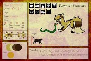 *UPDATED*Dawn Of Warriors Application: Sanddune by SNlCKERS