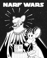 Narf Wars by BigDogsStudio