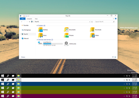 Windows10 TP 9926 (Color Full) Windows 8.1 by cu88