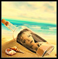 geny in a bottle by YOKOKY