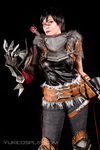 Dragon Age - Hawke by Yukilefay