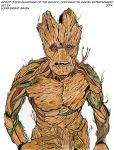 Groot 8-2-14 Finished by Bright-Raven