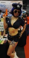 NYCC'11 Police Woman I by zer0guard