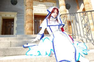 Esther Cosplay 3 by MelfinaCosplay
