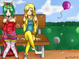 CelesTerra FF6: DayDreaming by Nahumania