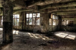 Printing Plant Remains by RusherVision