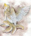 Gold Wing by DerivedJam