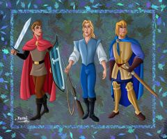 DISNEY MEN 1 by FERNL