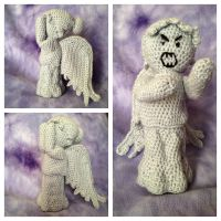 Weeping Angel by Flyinfrogg
