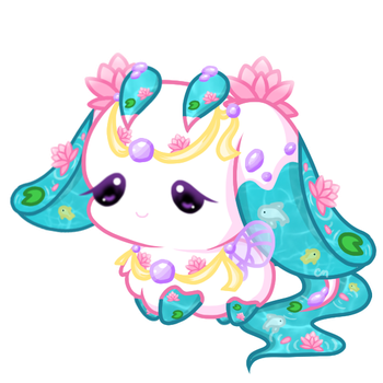 #024 Little Pond Fluff Auction (Closed!) by Sunshineshiny