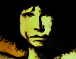 Jim Morrison by piesoup