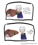 Prussia's Crotch Cloth by oEnvy